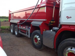 Lorry parts